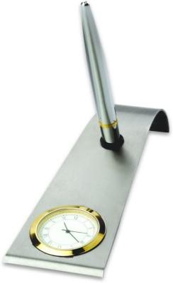 Ghasitaram Gifts Silver Clock