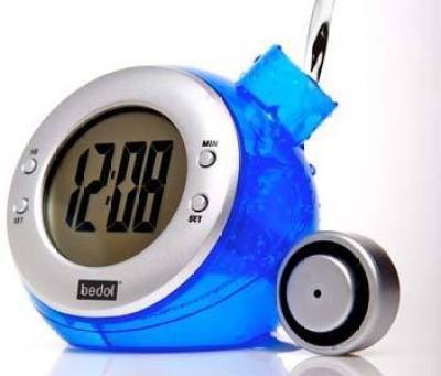 RG Digital Red, Blue, Green Clock