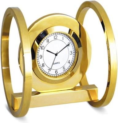 Ghasitaram Gifts Gold Clock