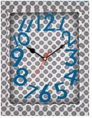 Jazam Analog Grey Clock