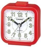 Casio Analog Red Clock