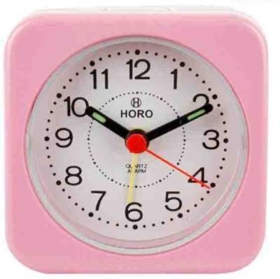 Horo Analog Pink Clock