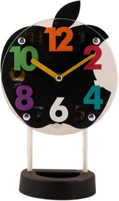 Bazaar Pirates Analog Black Clock