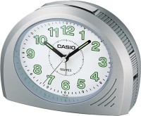 Casio Analog Grey, White Clock