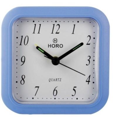 Horo Analog Light Blue Clock