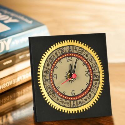 ExclusiveLane Analog Multicolor Clock