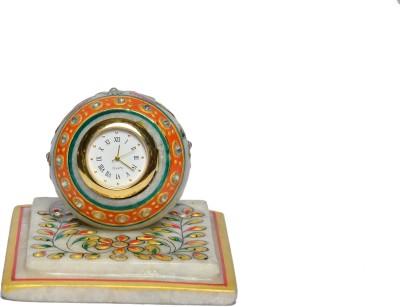 Artist Haat Analog Multicolor Clock