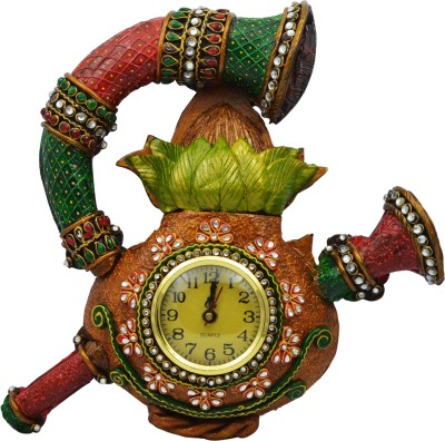 Jaipurikala Analog Wall Clock