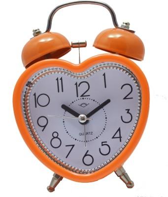 Like Analog Orange Clock