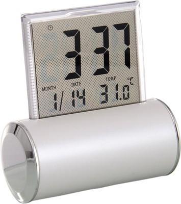 Jazam Digital Grey Clock