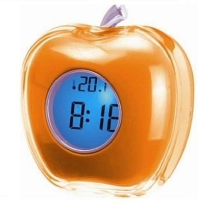 Super-IT Digital Orange Clock