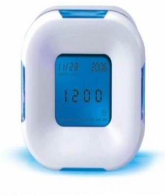 CPEX Digital White Clock