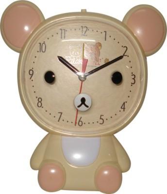 QP360 Analog Skinish White Clock