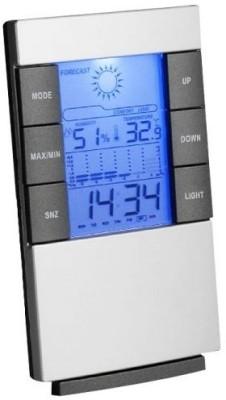 Power Plus Digital Grey Clock