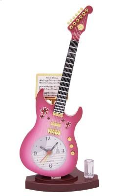 KBE Analog Pink Clock