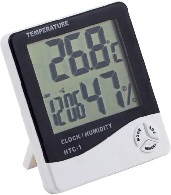 JM Digital White Clock