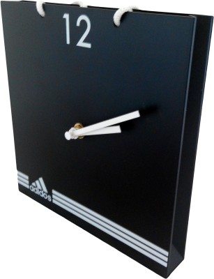 GeekGoodies Analog Black Clock