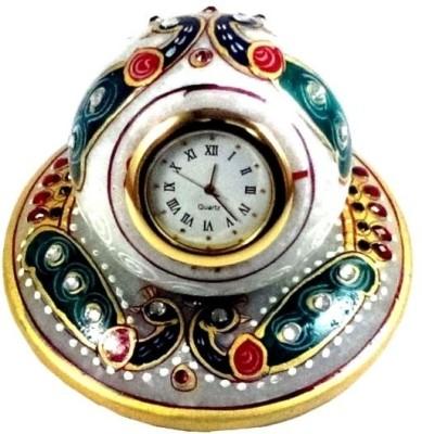 Chitra Handicraft Analog Multicolor Clock