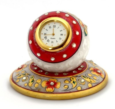 United colors Analog White Clock