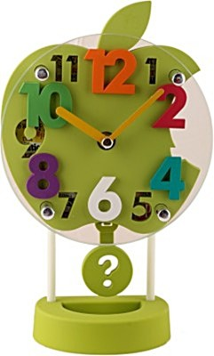 Palakz Analog Colourful Clock