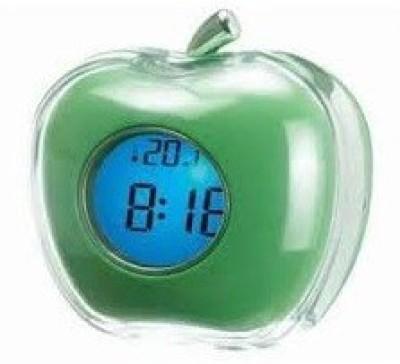 Super-IT Digital Green Clock
