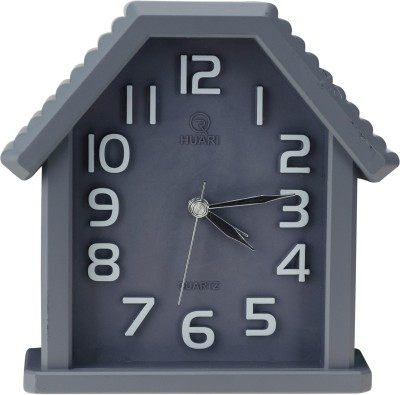 Avenue Analog Black Clock