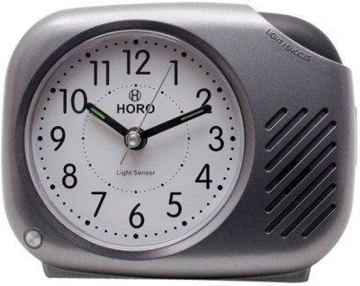 Horo Analog Gray Clock