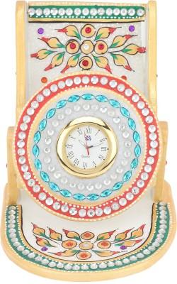 Tuelip Analog Multicolor Clock