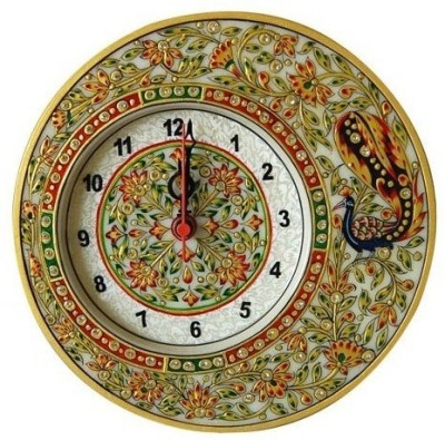 Shreeng Digital Multicolor Clock