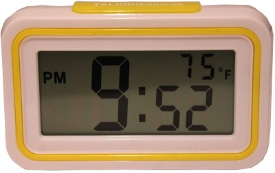 PTC Mart Digital Green Clock