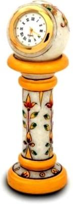 Happy Craft Analog Multicolor Clock