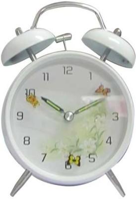 ShopeGift Analog White Clock