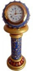 KSC International Analog Multicolor Clock
