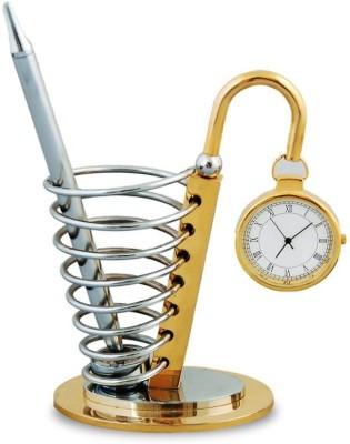 Ghasitaram Gifts Multicolor Clock