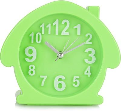 Design O Vista Analog Green Clock