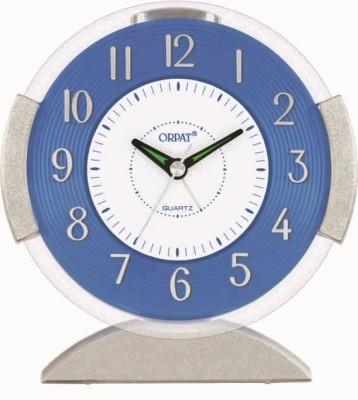 Orpat Analog Blue, White Clock