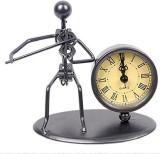 Nxt Gen Analog Black Clock