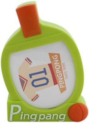 Tootpado Analog Green Clock