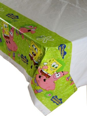 Funcart Printed 4 Seater Table Cover