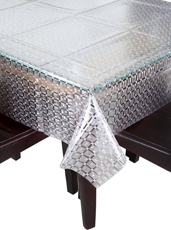 KAYYO Abstract 6 Seater Table Cover ROYAL