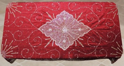 Dekor World Batik 6 Seater Table Cover