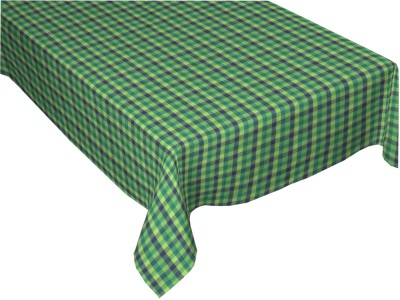 Cotonex Checkered 6 Seater Table Cover