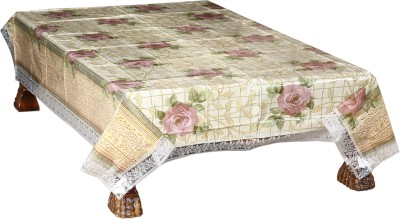 Metro Fabrics Floral 6 Seater Table Cover