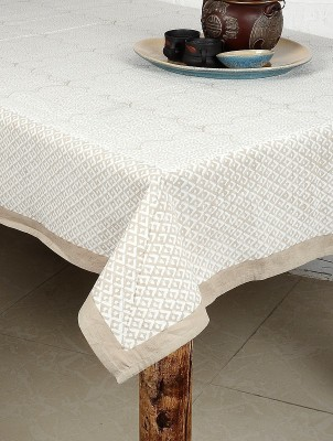 Myyra Geometric 6 Seater Table Cover