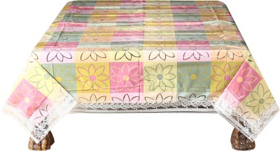 Royale Creations Solid 6 Seater Table Cover