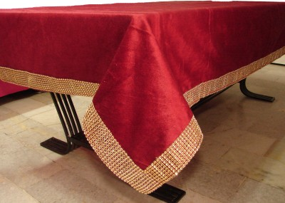 Home+ Solid 4 Seater Table Cover