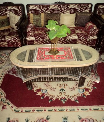 Amita Home Furnishing Printed 6 Seater Table Cover