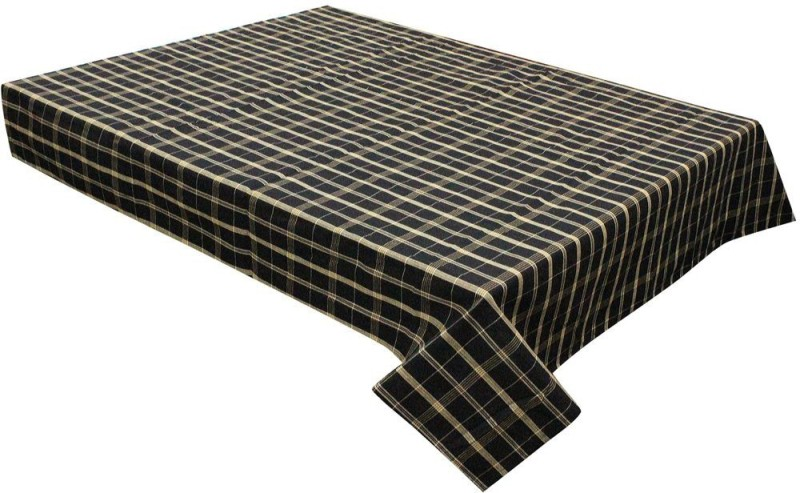 Adt Saral Checkered 4 Seater Table Cover Happy Dinning