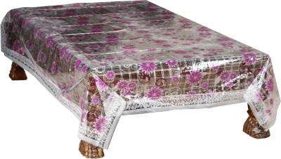 Manbhari Solid 6 Seater Table Cover