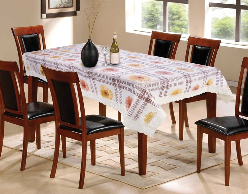 Dwell Studio Floral 6 Seater Table Cover Gripper